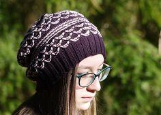 Ravelry: Wave after wave hat pattern by Natalie Volyanyuk