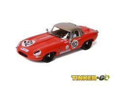 NINCO S SLOT CAR JAGUAR E-TYPE GRAND PRIX 50628 - € 49.90