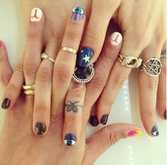 magical manicure with mara hoffman