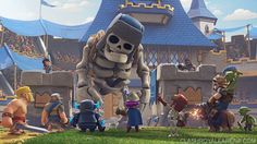 Clash Royale: If you've ever known Clash of Clans, a famous strategy game from Supercell, then the developer has released a new game called Clash Royale