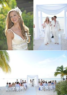 Grand Cayman Wedding by Rebecca Davidson Photography and Celebrations Group Ltd. + Top Ten Destination Wedding Tips by Engaging Concepts – Style Me Pretty