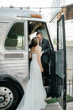 Weddings at - Industrial weddings - Stylish Wedding Whimsical Wedding, Industrial Wedding, Rehearsal Dinners, Corporate Events, Buses, Unique Weddings, Wedding Designs, Photography Ideas, Marriage