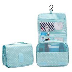 High Quality Men Toiletry Bag Women Cosmetic Bag