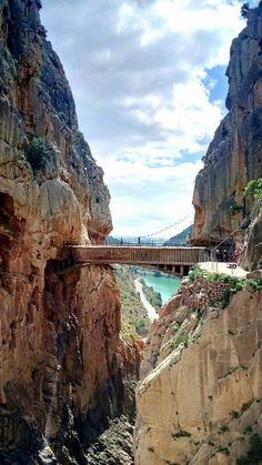 Caminito Del Rey, El Churro, Spain