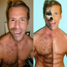 DIY Halloween Makeup for Guys , 8 Tutorials