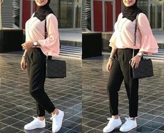 Modern Hijab Fashion, Muslim Women Fashion, Street Hijab Fashion, Hijab Fashion Inspiration, Hijab Style Dress, Casual Hijab Outfit, Hijab Dress Party, Hijab A Enfiler, Hijab Chic