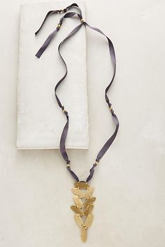 Aurea Necklace - anthropologie.com
