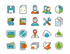 Free Multi-Interface Iconset from Iconshock & ByPeople
