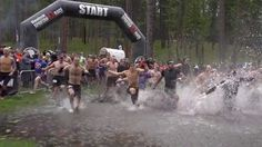 Spartan Race Montana 5/10/2014 - Can you feel their collective muscles ACHE?!