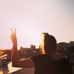 .@Penny Douglas People | Rooftop evenings #freepeople #spring #philadelphia