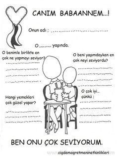 Yaşlılar haftası etkinliği | OKUL ÖNCESİ FORUM