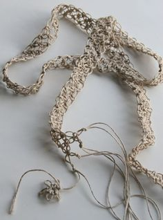 macrame how-to - need to make straps for my hanging trellis.