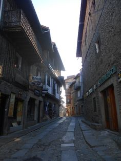 ¿ La Calle  Mayor mas fotografiada de todos los pueblos de España ?