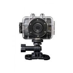 GOCLEVER DVR SPORT-kamera, vattentät (Demoexemplar)