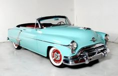 1952 Oldsmobile Super Deluxe Eighty-Eight Convertible