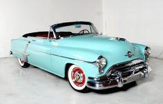 1952 Oldsmobile Super Deluxe Eighty-Eight Convertible