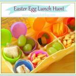 Easter Egg Hunt Lunch