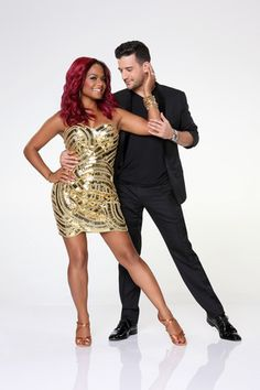 Did maks spank brandy on dwts share your