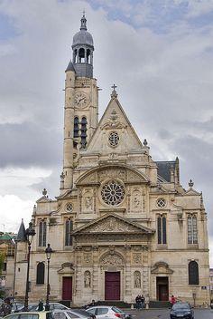 St-Etienne-du-Mont, Paris