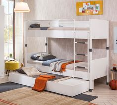 7a14d5ec73b Colectia White destinata camerei de tineret este solutia ideala pentru cei  care isi doresc un interior