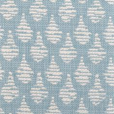 John Robshaw Designer Collection  Indigo - Turquoise - book # 2840    Pattern/Color: 15445-19