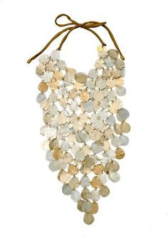 Anyako Limited Edition Sequin Necklace