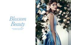 Linnea Grondahl by Sam Bisso in 'Blossom Beauty' featuring Maticevski Virtue dress | tonimaticevski.com