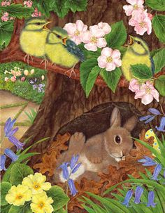 Not the Best Hiding Place Art of Anne Mortimer