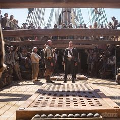 Pirates were very democratic. If the crew did not favor the captain's decisions, they could vote him out. A fact Flint learned the hard way.