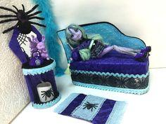 pinkrosemh Couch Sessel Möbel Furniture für Puppe Barbie Monster High Twyla in Spielzeug, Puppen & Zubehör, Mode-, Spielpuppen & Zubehör   eBay