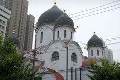上海各所に見られるロシアの名残 - WSJ.com