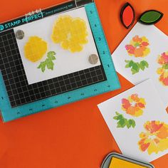 Found it at Blitsy - Stamp Perfect Tool & Layering Stamps