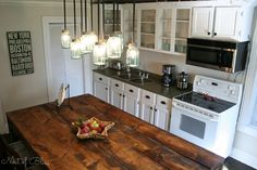 "DIY - How To Create ""Reclaimed"" Wood - Nest of Bliss"