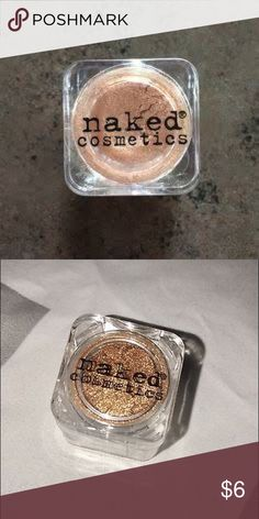 Naked single eyeshadow- Sierra Nevada New with no tags  Sierra Nevada is one of our most popular collections.  SN-01 is an opal that adds an iridescence to any color  you mix it with. Then from there golden browns, taupe, Sephora Makeup Eyeshadow