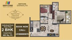 Buy 1BHK & 2BHK Flats at an amazingly affordable prices at Neptune Triveni Sangam...... http://neptunedevelopersreviews.tumblr.com/