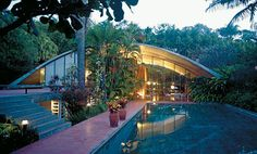 Private home of Brazilian architect, Marcos Acayaba. ~ETS
