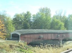 Covered Bridge in Park County