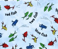 One fish two fish by Robert Whitworth on Etsy