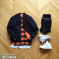 WEBSTA @ deezywear - Wednesday is Here #deezywear by @eezy.outfitsBomber