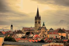 the wonderful, glamorous Sibiu (no further description necessary) Turism Romania, Sibiu Romania, Wonderful Places, Beautiful Places, Beautiful Scenery, Famous Castles, Life Is A Journey, Montenegro, Travel Photography