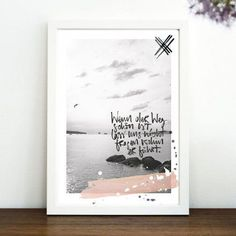 Formart Kunstdruck Wenn der Weg schön ist online kaufen ➜ Bestellen Sie Kunstdruck Wenn der Weg schön ist günstig ab 12,95€ im design3000.de Online Shop mit versandkostenfreiem Versand ab €!