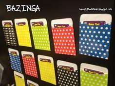Bazinga!  Great for artic, any language target, etc.