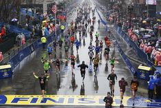 Course-Specific Training Tips to Help You Nail Your Boston Marathon Prep Half Marathon Funny, Half Marathon Quotes, Half Marathon Tips, Half Marathon Motivation, Half Marathon Training, Marathon Running, Half Marathons, Running Workouts, Running Tips