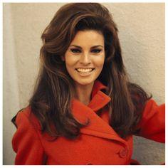 Raquel Welch, photo by Norman Parkinson 1967.