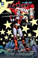 "#HarleyQuinn | ""Fresh from BATMAN: DEATH OF THE FAMILY and SUICIDE SQUAD, Harley Quinn returns to her first solo series in the New 52! The writing team of Jimmy Palmiotti (ALL STAR WESTERN) and Amanda Conner (BEFORE WATCHMEN: SILK SPECTRE) unleashed Harley on an unsuspecting DC Universe, as she encounters various heroes and villains ... and leaves no one unscathed in her wake!"""