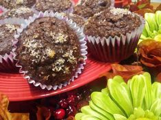 RECEPT: Výborné hrnčekové muffiny (aj bezlepková verzia) Ale, Cupcakes, Cookies, Breakfast, Food, Kitchen, Crack Crackers, Morning Coffee, Cupcake Cakes