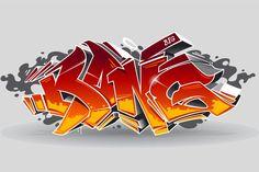 Graffiti Text, New York Graffiti, Graffiti Lettering Fonts, Graffiti Writing, Graffiti Wall Art, Street Art Graffiti, Graffiti Tattoo, Graffiti Alphabet Styles, Graffiti Styles