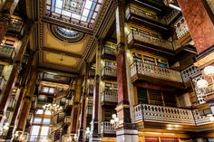 Law Library of the Iowa State Capital Building in Des Moines  © Fotoeye75 | Dreamstime