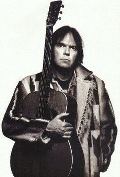 Neil Young. Owt by him really..