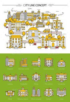 Building Line Concept